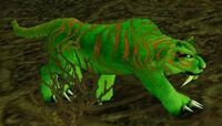 Image of Corrupted Cat