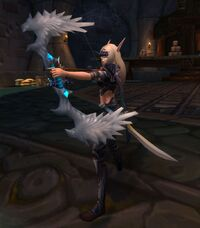 Image of Silver Covenant Spellbow