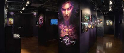 Blizzard Museum - Heart of the Swarm18.jpg