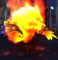 Image of Bound Fire Elemental