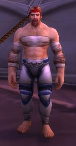 Image of Wounded Stormwind Infantry