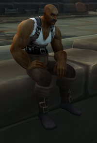 Image of Boralus Dockworker