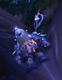 Image of Gravely Wounded Kirin Tor Guardian