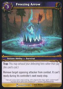 Freezing Arrow TCG Card.jpg