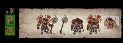 Warcraft III Reforged - Tauren Chieftain concept art.jpeg