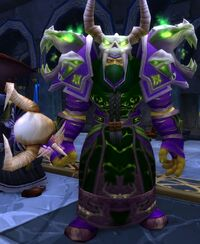 Image of Orc Warlock