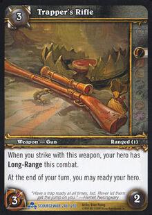 Trapper's Rifle TCG Card.jpg