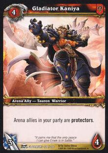 Gladiator Kaniya TCG Card.jpg