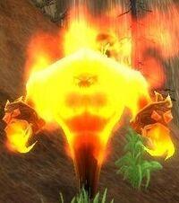 Imagen de Pícaro espíritu flameante