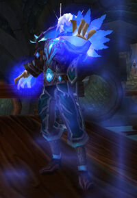 Image of Sunreaver Frosthand