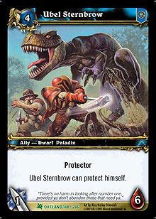 Ubel Sternbrow TCG Card.jpg
