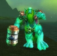 Image of Zapped Deep Strider