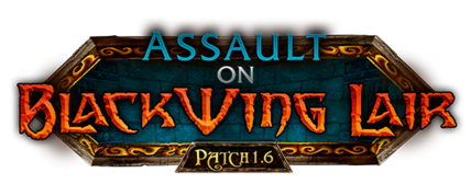 Assault on Blackwing Lair logo