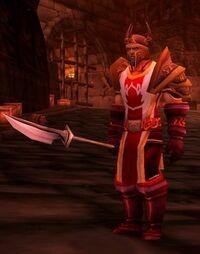Image of Crimson Gallant