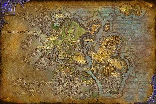 Stormheim map
