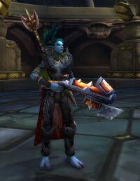 Image of Captured Mercenary Soldier