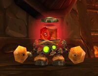 Image of Gnomebot Siren