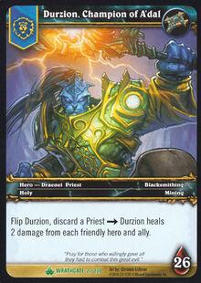Durzion Champion of A'dal TCG Card.jpg