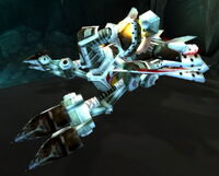 Image of Rusted Skystrider