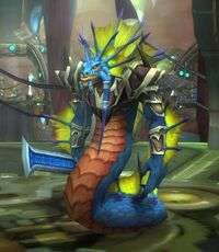 Image of Vashj'ir Honor Guard