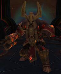 Image of Dark Keeper Aedis