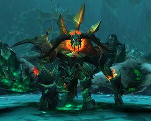 The Maw Infernous in Maldraxxus