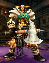 Image of Risen Warrior
