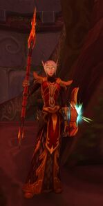 Image of Sin'dorei Bloodguard