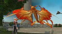 Image of Sunreaver Dragonhawk