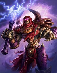 Image of Emperor Vek'lor