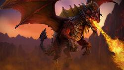 Warcraft III Reforged - Loading Screen Dragon.jpg