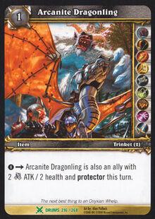 Arcanite Dragonling TCG Card Drums.jpg
