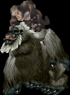 The malicious primates
