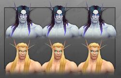 Void Elf and Blood Elf blue eyes customization male.jpg