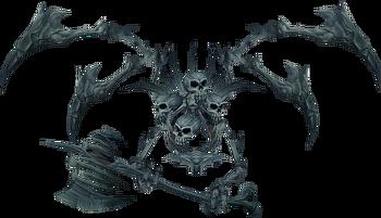 Bone wraith