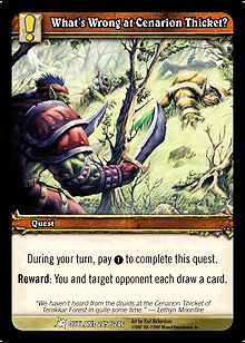 What's Wrong at Cenarion Thicket TCG Card.jpg