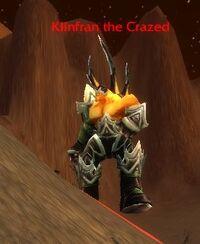 Image of Klinfran the Crazed