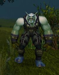 Image of Witherbark Troll