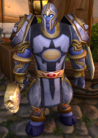 Image of Argent Sentry