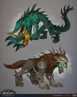 Battle for Azeroth - Concepts - Feral Druids.jpg
