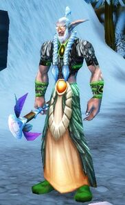 Image of Druid of the Grove