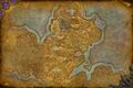 Map of Gorgrond (Mag'har unlock quest)