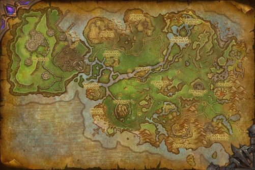 Category Nagrand Alternate Universe Vignettes Wowpedia Your Wiki Guide To The World Of Warcraft