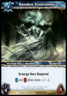 Banshee Soulclaimer TCG Card.jpg