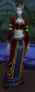 Image of Dame Auriferous