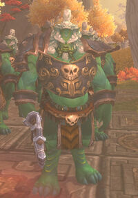 Image of Reanimated Jade Warrior