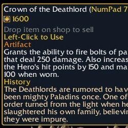Deathlord (Warcraft III)