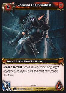 Canissa the Shadow TCG Card.jpg