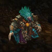 Image of Crazed Outcast Servant