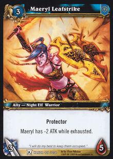 Maeryl Leafstrike TCG Card.jpg